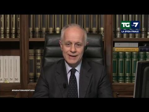 Speciale TG La7 - La sfida finale (Puntata 07/05/2017)