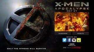 Фильм Люди Икс Апокалипсис (2016) в HD смотреть трейлер