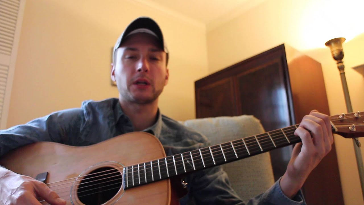 "How To Play ""Babylon"" By David Gray On Acoustic Guitar"