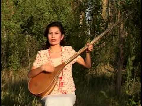 [Uyghur Song] Senuber Tursun - Tot qulaq