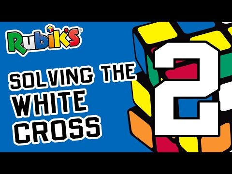 How To Solve A Rubik's Cube | OFFICIAL TUTORIAL PART 2
