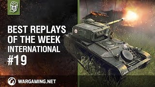 Best Replays of the Week: International Episode 19