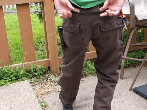 DuluthFlex Firehose Pants Secrets