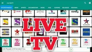 The best Live TV app for android  Live TV for Pakistan,India,UK, Canda & International_ HD