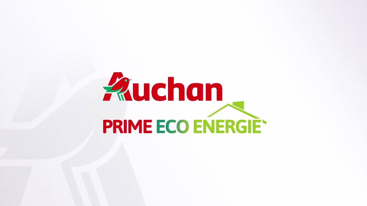 comment b n ficier de la prime eco energie auchan youtube. Black Bedroom Furniture Sets. Home Design Ideas