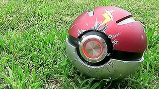 One of UnlistedLeaf's most viewed videos: The Real Life PokeBall
