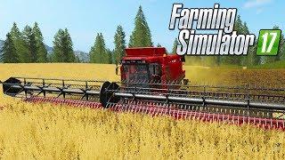 NAJWIĘKSZY HEDER W NAJGORSZYM KOMBAJNIE😆 | FARMING SIMULATOR 17 | #8