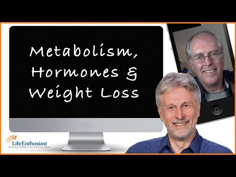 Weight Loss Webinar - Hormones and Your Metabolic Type
