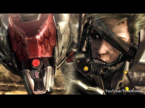 Metal Gear Rising: Revengeance - Lq-84i Bladewolf Boss Fight [S rank, No damage, hardest difficulty] |