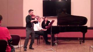 Play Porgy and Bess Bess, You Is My Woman Now (Arr. Heifetz for Violin and Piano)