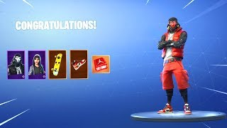 The New JORDAN Skin FREE REWARDS in Fortnite..