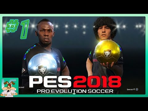 PES 18 | myClub #1 | Usain Bolt + Legend + UEFA TOTY Agent Opening