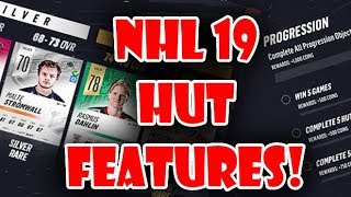Finally Good HUT News and...... HUT NHL 19 New Features Revealed