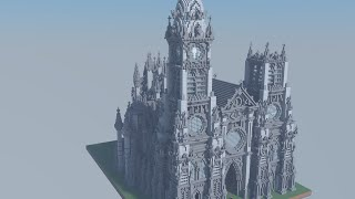 Download lagu Minecraft Cathedral Timelapse