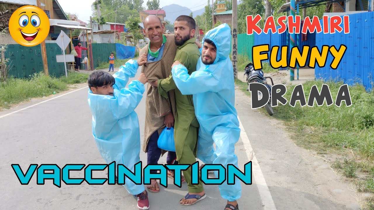 Vaccination In Kashmir | Funny Drama