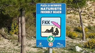 Baska Voda FKK Strand