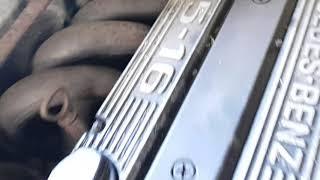 Демонтаж 1989 золотий Мерседес 190 2.0 бензин 5 ступінчаста механічна, 4 двері в салон 135935 миль - 17/09/2019