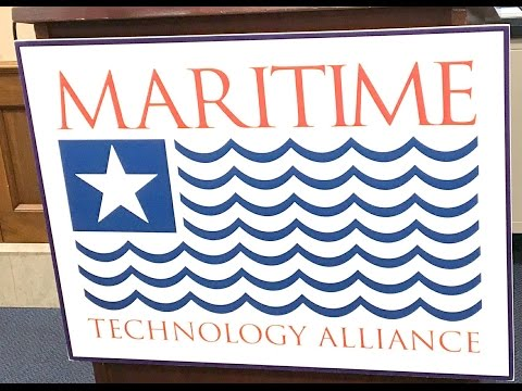 Maritime Technology Alliance , Hosted Congressional Breakfast, May 2, 1017