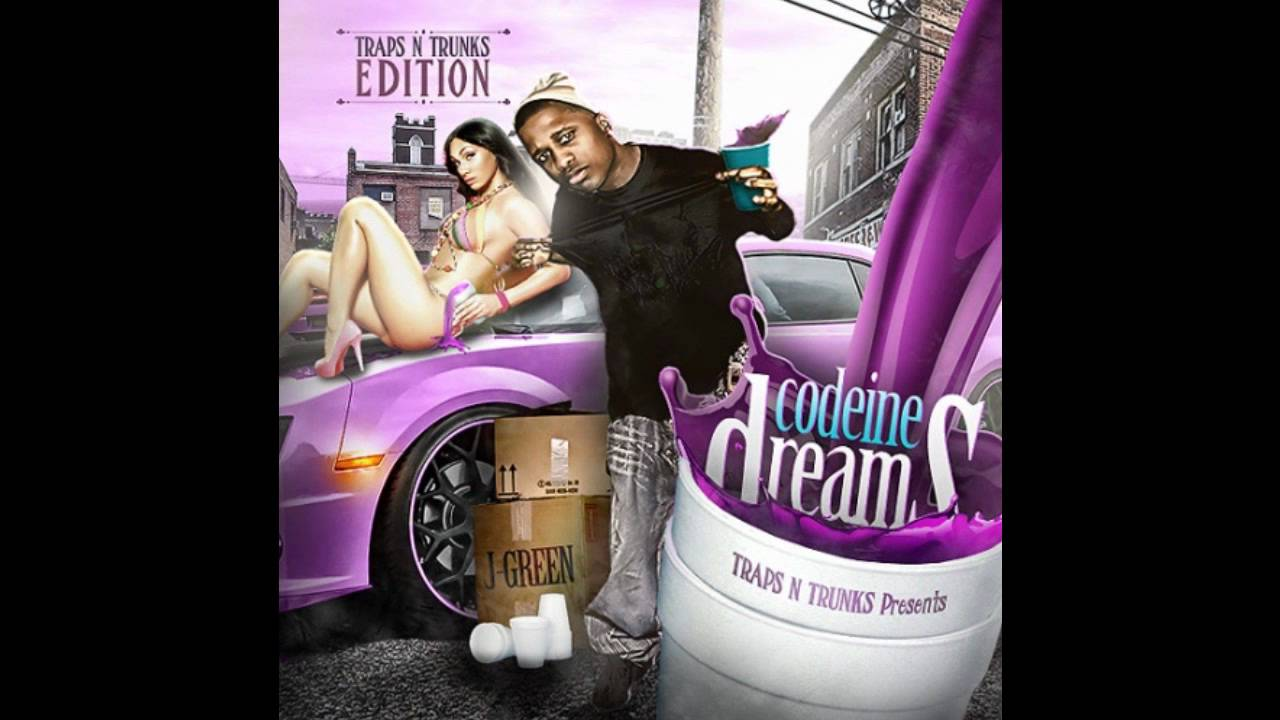 J-Green ft  Lex Luger - Weed, Pills & Promethazine [Prod  by J-Green]