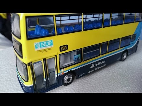 The Model Bus Collection Series [Part 15] (Alexander ALX 400) (Dublin Bus 2)