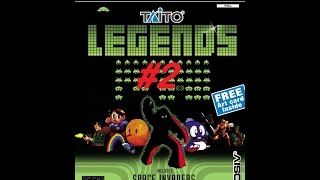 taito legends volfied