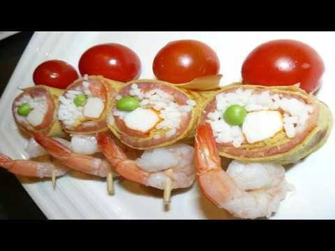 recette-:-sushis-crêpes
