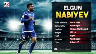 Elgun Nabiyev - Sabah FC | 2018/2019 HD by Az Scout