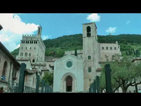 ITALY Old Centre Of Gubbio (Umbria)
