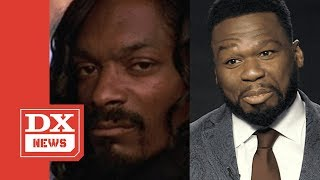 50 Cent Taunts Gayle King & Oprah Winfrey With Ridiculous Snoop Dogg Meme