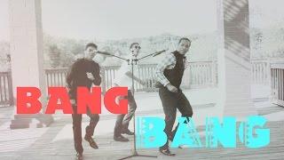Jessie J, Ariana Grande, Nicki Minaj - Bang Bang (SJ3 Cover)