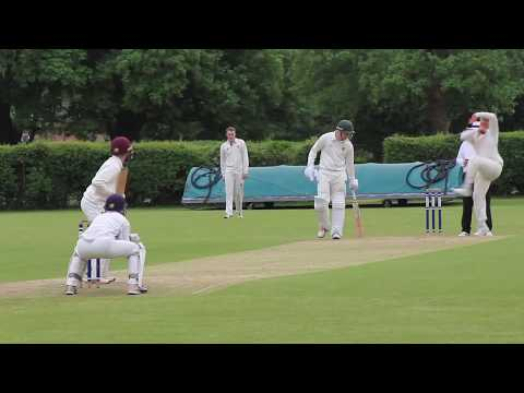 Southampton University Cricket Club 1st XI vs Bath University - another thriller!
