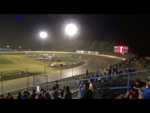 Crate Feature - Florence Speedway - 7/29/17