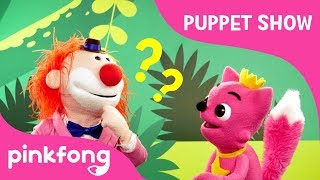 Sounding Around | Puppet Show | Pinkfong Songs for Children