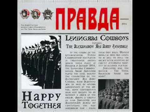 Leningrad Cowboys - It