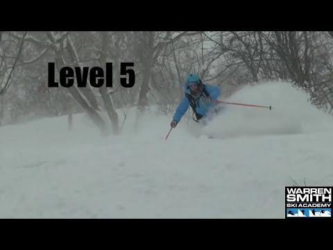 Warren Smith Ski Academy - LEVEL 5 SKIER