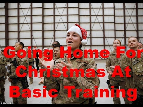 Going Home During Basic Combat Training For Holidays