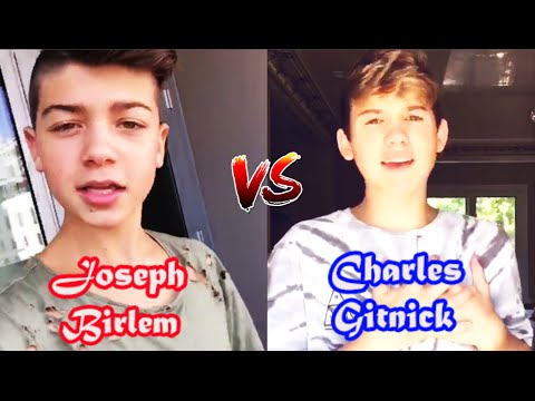 Joseph Birlem VS Charles Gitnick | Battle Musers |
