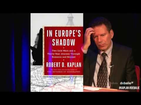 Robert D. Kaplan on 'In Europe's Shadow'