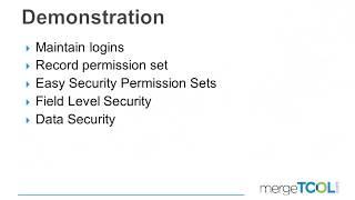 NAV Easy Security from Mergetool com