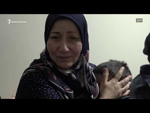 """""""Их состояние печальное"""". Дети вернулись из тюрем Ирака"""