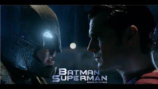 Live Action Batman/Superman Adventures Intro