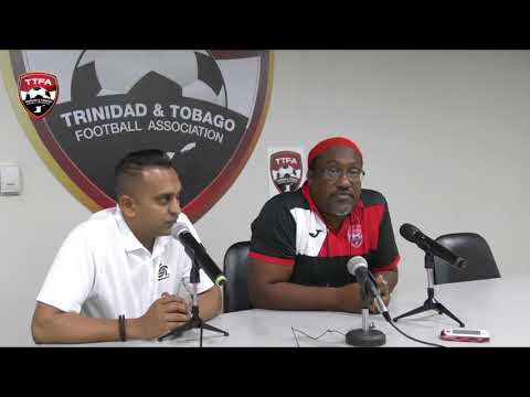Shabazz's post match reactions after 13-0 win over Grenada