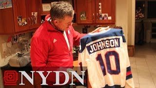 Mark 'Magic' Johnson talks legendary 'Miracle on Ice' hockey game