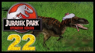 Jurassic Park: Operation Genesis - Episode 22 - Dinosaur Sneezes