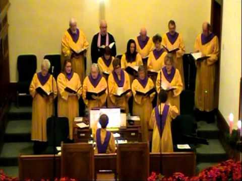 Tpc Choir Sings The Work Of Christmas By Dan Forrest Youtube