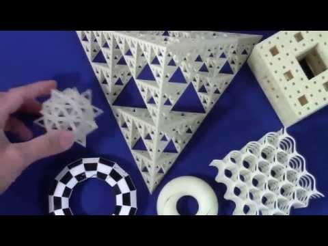 Mathematical Impressions: Printing 3-D Models