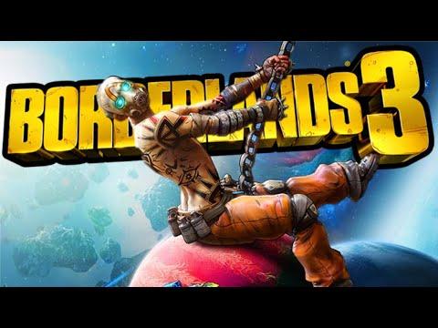 Borderlands 3's Unused Cover Art