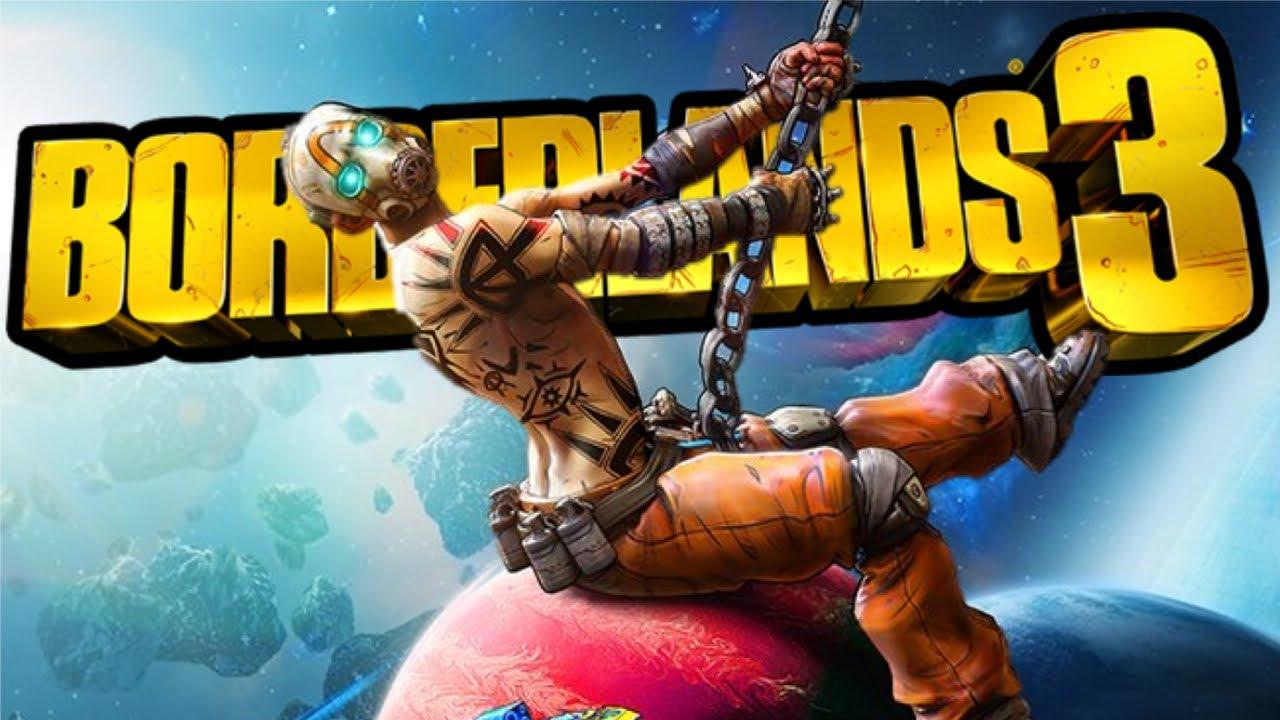 Borderlands 3 S Unused Cover Art Youtube