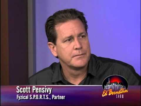 Interview with Scott Pensivy, Fyzical Therapy & Balance and Float Centers on The Ed Bernstein Show