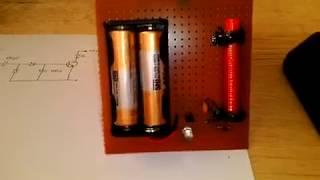 Alat Deteksi Sinyal RF 2 Meter Band